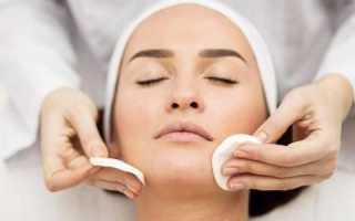 Рекомендации по уходу за кожей после пилинга Джесснера: процедуры восстановления