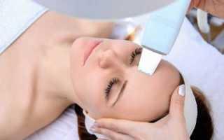 Гели для ультразвуковой чистки лица