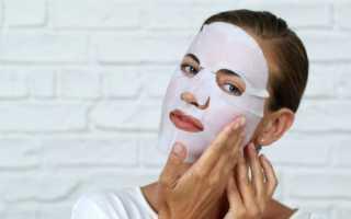 Как пользоваться и какую выбрать корейскую тканевую маску для лица