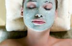 Использование в косметологии голубой глины для ухода за эпидермисом лица