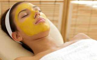 Как ухаживать за кожей лица после желтого пилинга