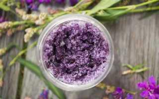 Скраб из сахара и оливкового масла для лица в домашних условиях