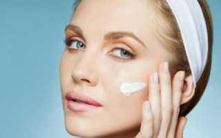 Крем для пилинга кожи лица