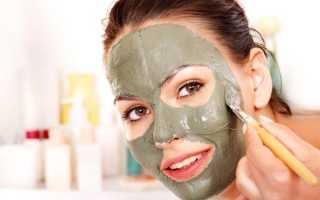 Как наносить и сколько держать маску из глины