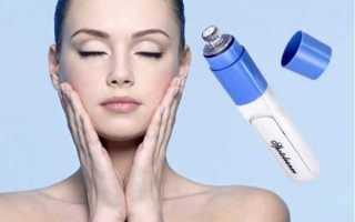 ТОП-5 вакуумных очистителей пор для лица