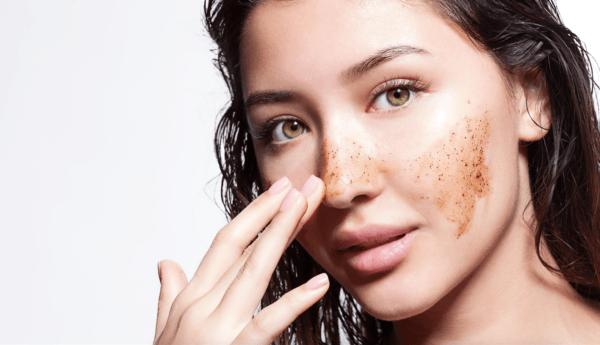 Скраб для чувствительной кожи лица
