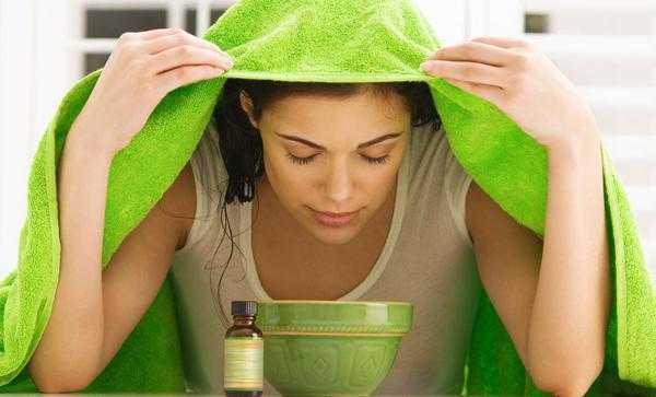 Паровые ванночки чистки лица