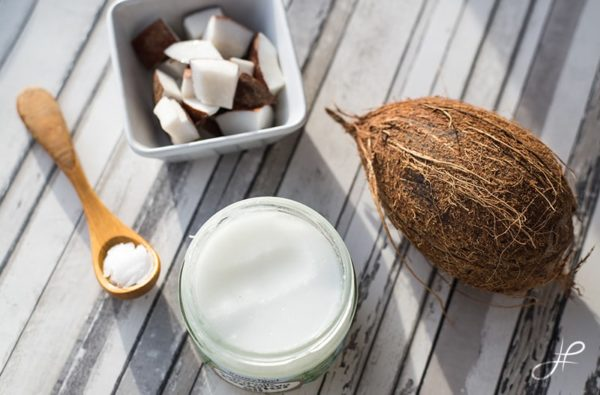 Увлажняющая маска с кокосовым маслом