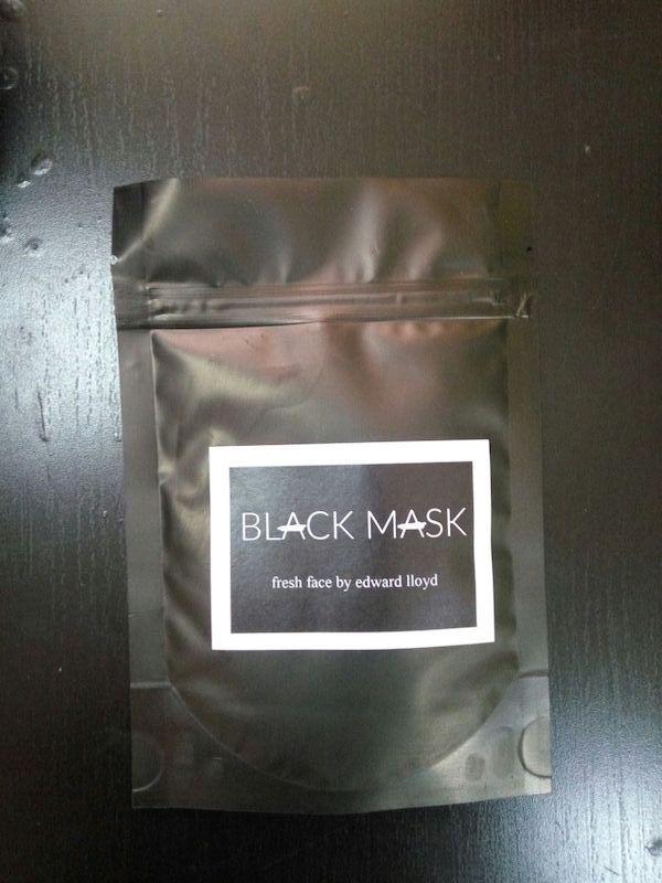 блэк маска для лица