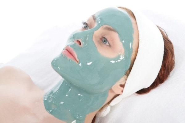 Как использовать альгинатную маску