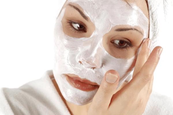 Кефир для сухой и чувствительной кожи