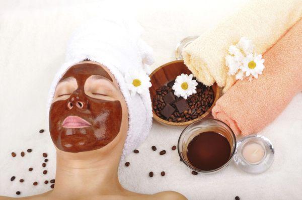 Маска с шоколадом для жирной кожы